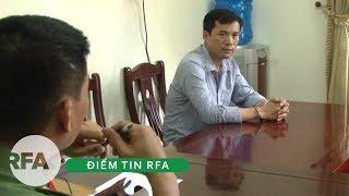 Điểm tin RFA   Kết thúc điều tra hình sự đối với nhà hoạt động Nguyễn Năng Tĩnh