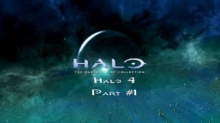 Halo: The Master Chief Collection(Xbox One) -  Halo 4 - Coop Campaign - Part 1