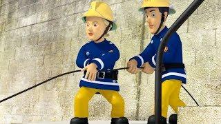 Fireman Sam New Episodes | The Pontypandy Polar Bear | Fireman Sam vs FIRE 🚒 🔥 Kids Movies