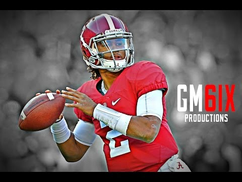 II Jalen Hurts II Official True Freshman Highlights