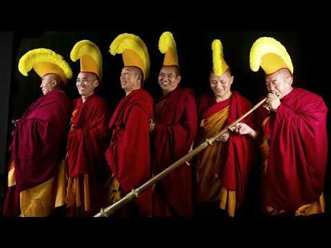 1 Hour Tibetan Monks Chanting - Singing Bowls - for Meditation Sleep Yoga Concentrating
