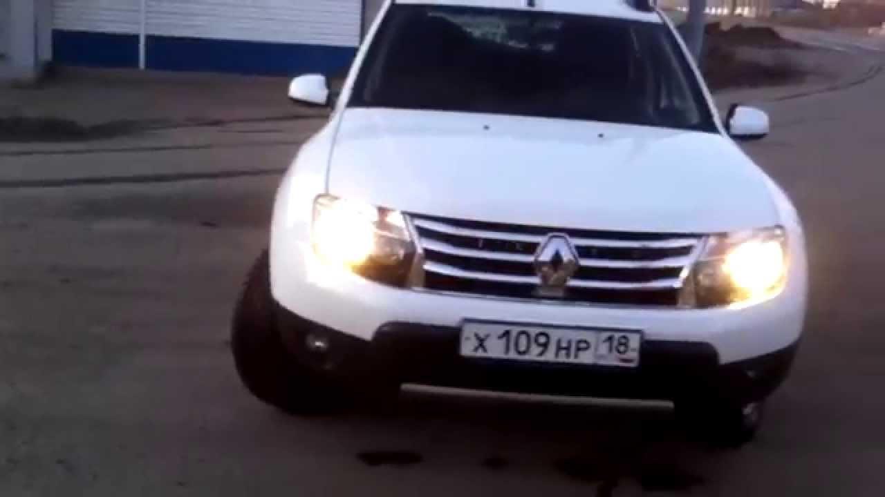 Продается Renault Duster год выпуска: 2014. Ижевск - YouTube