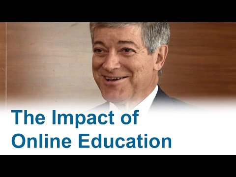 The Impact of Online Education