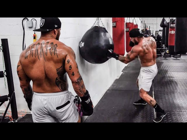 Use These Heavy Bag Drills for Boxing & Combat Sports Conditioning | Increase Endurance | Phil Daru