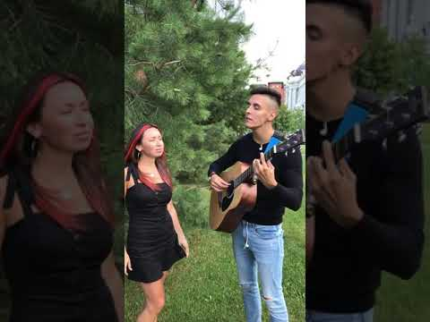 Arslan - Не влюбляйся (Спел девушке под гитару)