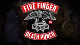 "Five Finger Death Punch ""Fire In The Hole"" | Drum Cover - Vegard Hodnebrog"