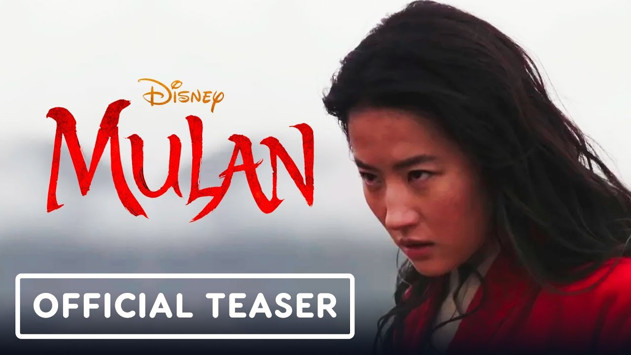 Disney's Mulan - Tráiler oficial (2020) + vídeo
