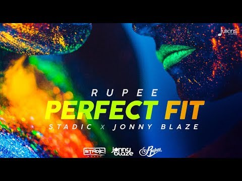 "Rupee - Perfect Fit (Lyric Video) ""2019 Release"" (Official Audio) [Prod. by Stadic x Jonny Blaze]"