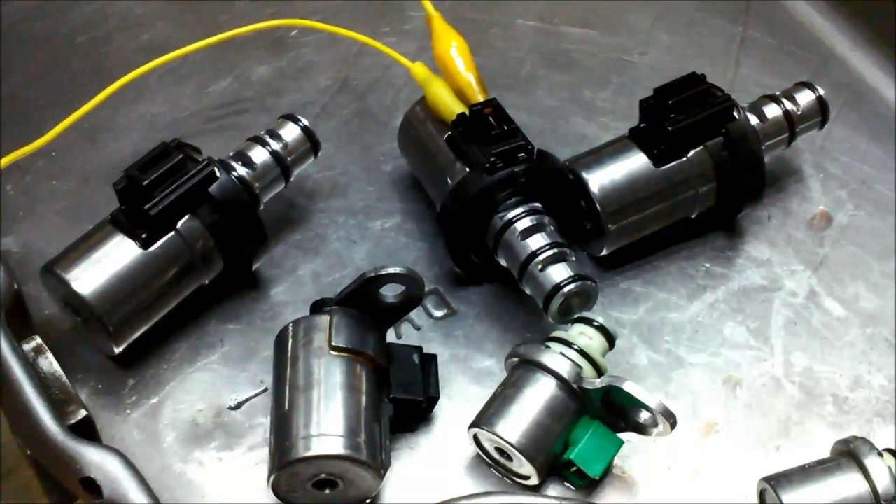medium resolution of ford focus 4f27e fn4a el fn5r mazda transmission solenoid flush