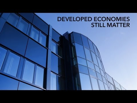 Developed Economies Still Matter