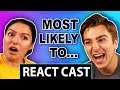 *DIRTY* MOST LIKELY TO.. FT. REACT CAST
