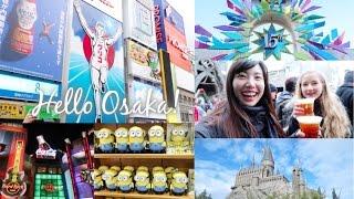 大阪-環球影城、心齋橋、終於吃到一蘭拉麵! Hello Osaka!! USJ, Shinsaibashi, Ichiran-C