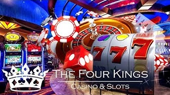 """FREE TO PLAY GAMES! """"Playing Four Kings - Casino and Slot's!"""" PS4 Gameplay"""