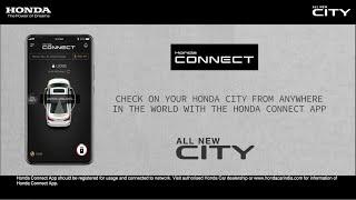 All-New Honda City | Honda Connect | Episode 7 - Car Scan