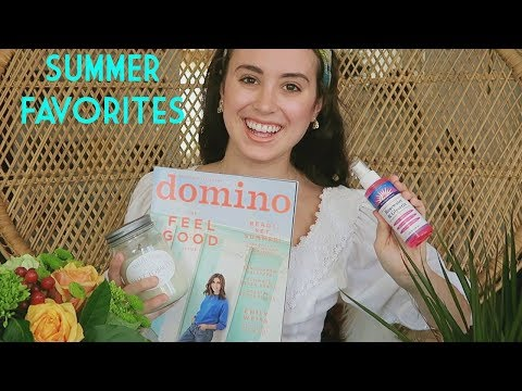 Summer Favorites | Emily Vallely