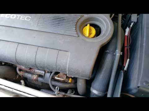 (2007) Vauxhall Vectra SRi 1.9 16v CDTi Diesel (Engine Code - Z19DTH) Mileage - 112,989