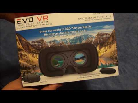 ASMR: Silent Unboxing of the Evo VR