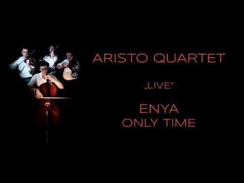Enya - Only Time violin instrumental cover - string quartet