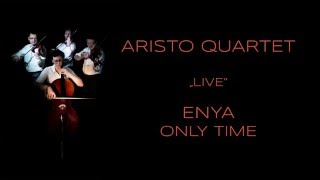 Enya - Only Time violin instrumental cover - string quartet