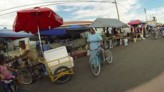 Market - Belize City, Belize