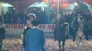 Cavallo & Company - Spettacoli Equestri - Casanova e i Cavalieri della Luna