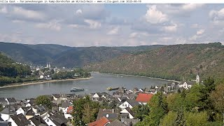 Preview of stream Rhine valley view from Kamp-Bornhofen, Germany