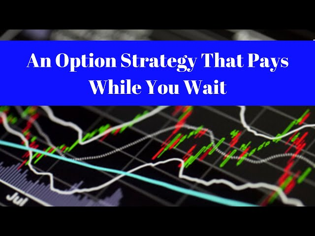 An Option Strategy That Pays While You Wait [Calendar Diagonal Option Spread]