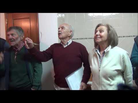 """""""SERRAÇÃO DAS VELHAS"""" TRADIÇÃO MUITO ANTIGA EM ORTIGA MAÇÃO 2019"""