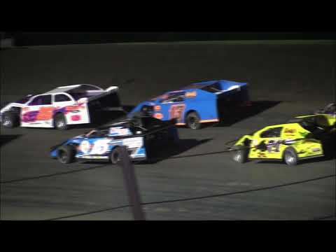 USMTS @ Salina HighBanks Speedway  Bmain #2   8-17-2019