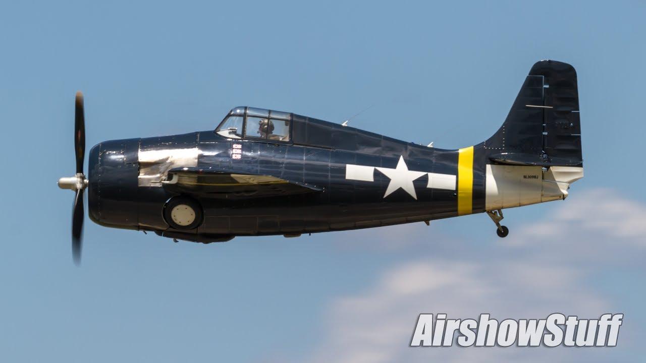 FM-2 Wildcat • United States Navy • World War 2