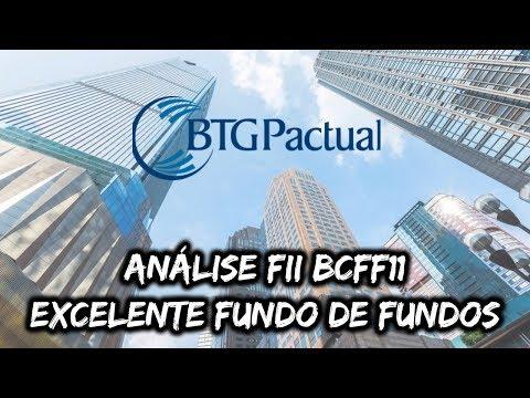 Análise FII BCFF11   Excelente Fundo de Fundos para Investimento!