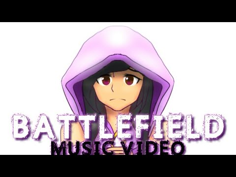 Meet Me On The Battlefield... //When Angels Fall\\ [Music Video] (For Aphmau)