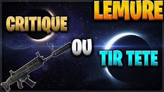 OPTIMISER LEMURE - FORTNITE SAUVER THE WORLD