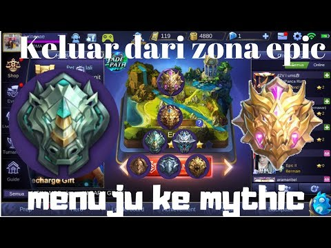 Download ayo ayo keluar dari zona epic ke mythic solo karier (part 1)