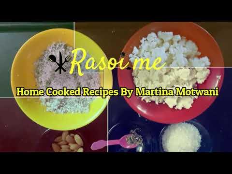 Rasoi Me Intro | Rasoi Me Sindhi  Recipes | Rasoi Me Food blog | Martina Motwani Recipes