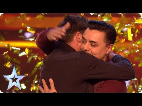 Marc Spelmann gets the first Golden Buzzer of 2018 | Auditions Week 1 | Britain鈥檚 Got Talent 2018
