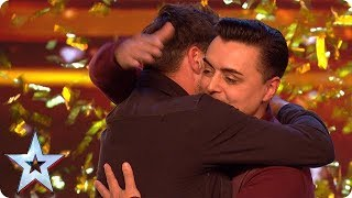 Marc Spelmann gets the first Golden Buzzer of 2018 | Auditions Week 1 | Britain's Got Talent 2018