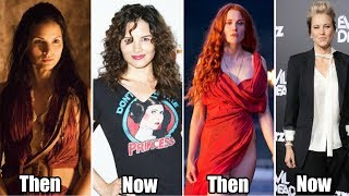The Cast Of 'spartacus' What Looks Like Now - Spartacus Then and Now HD