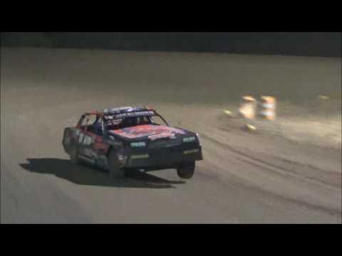 Salina Speedway *Mid America Clash 4* Coors Light IMCA Stock car 9-30-16