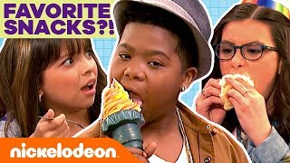 Music Video: What's Your Fav. Snack? | Game Shakers | #TBT