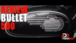 Royal Enfield Bullet 500 Review PowerDrift