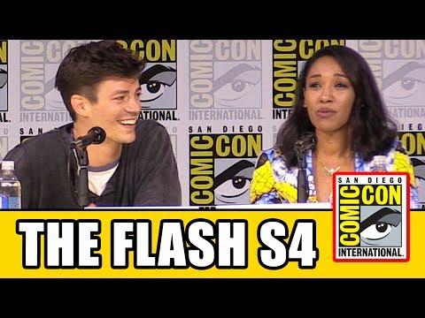 THE FLASH Season 4 Villains Explained At Comic Con