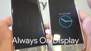 جلاكسي اس7 و اس 7 ايدج - Galaxy S7 and S7 Edge