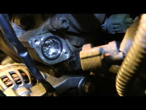Fix Mazda 6 stalling - replace SCV in less than 10 minutes