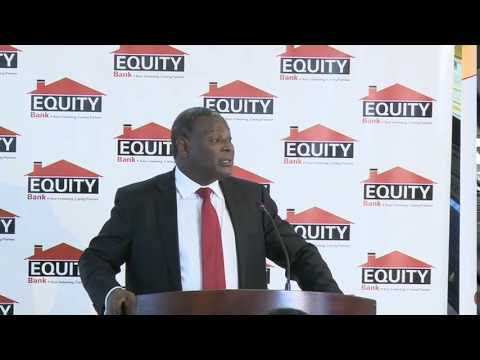 EQUITY GROUP INVESTORS BRIEFING AND RELEASE OF 2014 FINANCIA