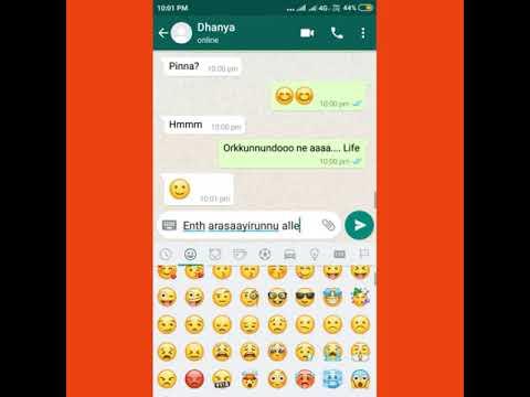 Malayalam chat