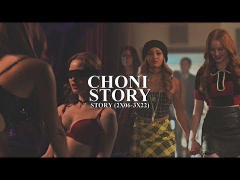 Choni Story (Full Story Of Cheryl & Toni - Riverdale)