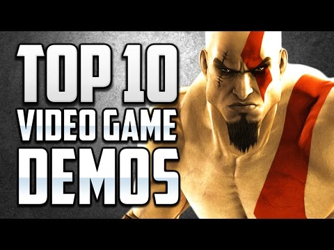 Top 10 Video Game Demos