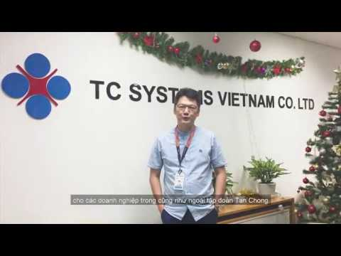General Director Kah Seng Ngai's Chinese New Year 2018 Greetings - TC Systems