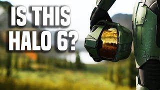 IS THIS HALO 6?! Halo Infinite Official Trailer E3 2018 (Xbox One X)